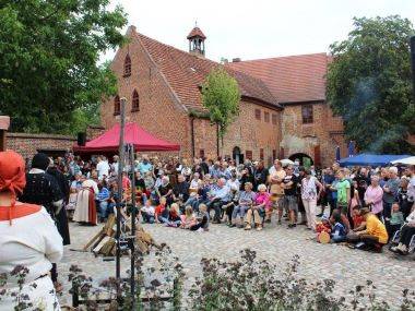 Burgfest in Penzlin